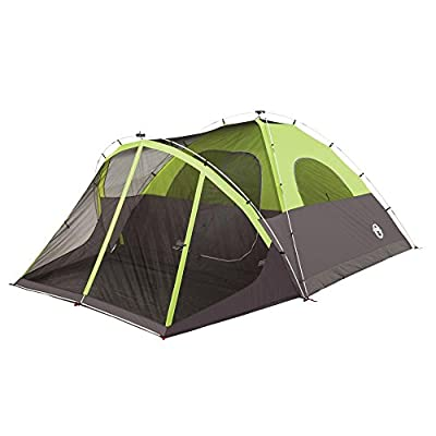 Coleman Steel Creek153; Fast Pitch153; Screened Dome Tent - 6 Person
