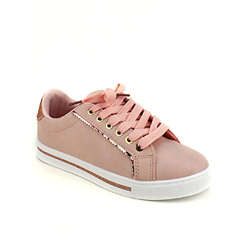 CO Basket and Chaussures Cendriyon Femme Rose Tony xI4q4SH