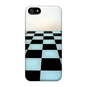 Cute Appearance Cover/tpu LFSoN6273JLduB Chess Drinks Games Case For Iphone 5/5s