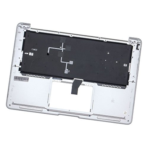 Odyson - Top Case + Keyboard Replacement for MacBook Air 13'' A1369 Mid 2011 (MC965, MC966, MD226)