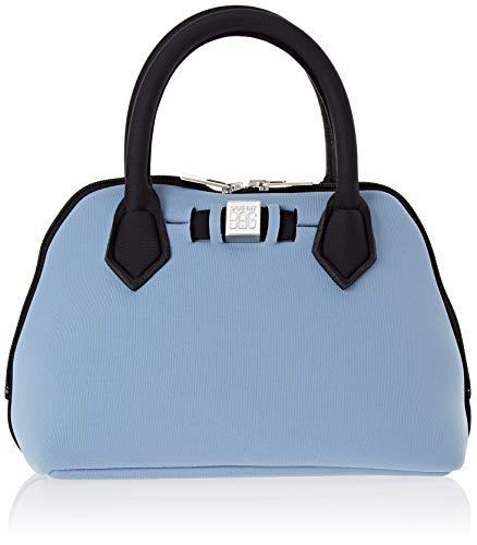 Sauvez mon sac princesse Mini, Borsa A Mano Donna, 25x19x12 cm (w X H L) Blu / patagonia