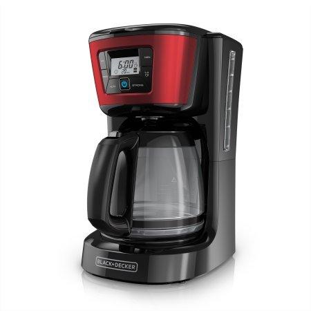 BLACK+DECKER 12-Cup Programmable Coffee ()