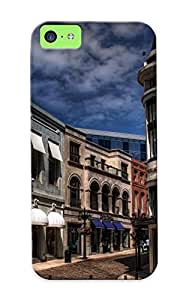 New Arrival Case Cover With PsqnrFV590HngkZ Design For Iphone 5c- Rodeo Drive Beverly Hills