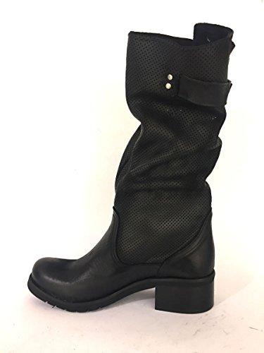 Zeta Schoenen, Laarzen Voor Dames & Enkellaars * Black