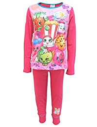Official Girls Shopkins Pajamas Age 4 to 10 Years