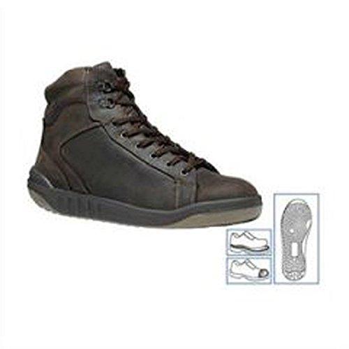 tiges en basic Chaussures textile sporting Pointure haute doublure cuir 41 de Jika Paire aORqUY6