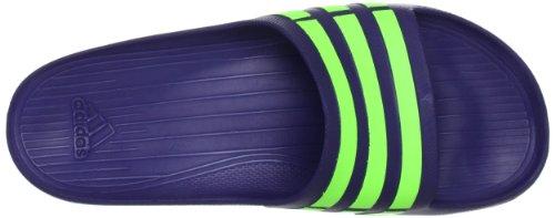 Adidas Unisex azul Azul Adulto Duramo verde Chanclas Slide xtwqtFr