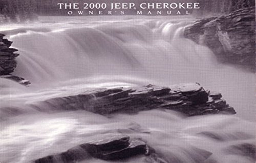 bishko automotive literature 2000 Jeep Cherokee Owners Manual User Guide Reference Operator Book Fuses