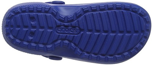 Adult navy Clod Crocs Zoccoli Classic blu Clogs Mixed Blue Jean qSX1zS