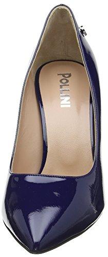 W oceano 753 Bleu Escarpins Femme shoe Pollini dWnBSaq6d