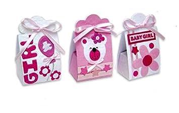 Disok Set 24 Cajas Infantiles Baby Girl, Multicolor (3010-BOX): Amazon.es: Juguetes y juegos
