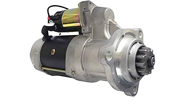 19011516 DB Electrical SDR0284 Starter For Volvo ACL42 ACL64 VNL VT Series 94 95 96 97 98 99 00 01 02 03 04 05 06 07 // Caterpillar 3176 8200319 Cummins ISX // 10461777 8200627