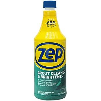 Zep Zu104632 32oz Grout Cleaner 32 Oz Essu104632 Tile
