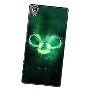 Smartphone Accessory,Sony Xperia Z5 Funda Case Deadmau5 Design For Fans High Quality Cover
