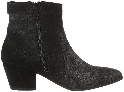 6 Women's Schuhmanufaktur 350 Black Ankle UK Kennel Schwarz Sara Schmenger Boots und pFHwx7wv