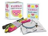 Kawaii Cross-Stitch Kit: Super Cute! (RP Minis)