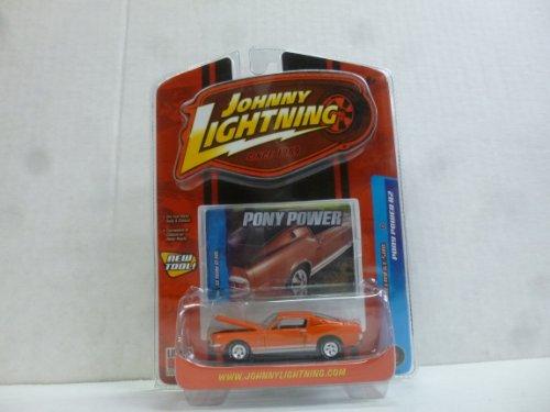 (Johnny Lightning Pony Power '68 Shelby GT-500 )