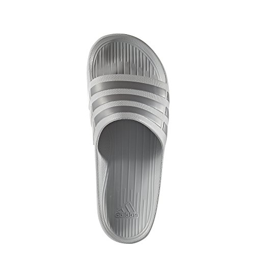 newest a57ec 1e6f9 Adidas Clear grey Slide Duramo Adulte Natation Onix Mules clear Mixte Onix  qWSn7Hqr