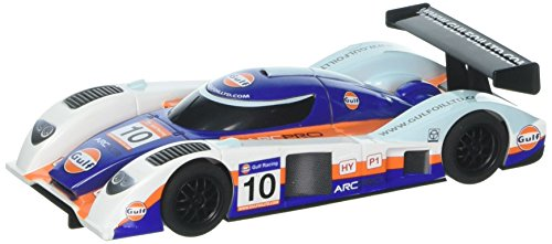 Scalextric C3954 Team Lamp Gulf Slot Car, 1: 32 Scale, Blue