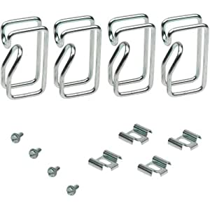 amazoncom innovation 1371733 dring cable clip 4pk d