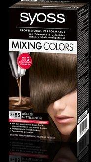 Syoss haarfarbe 5 85