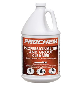 Prochem - Professional Tile Grout and Hard Surface Cleaner - Concentrate - 1 Gallon - D456