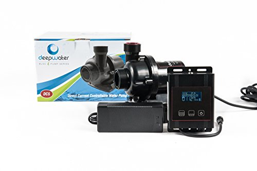 Deepwater Aquatics Distribution BLDC5 DC Brushless Pump by Deepwater Aquatics Distribution
