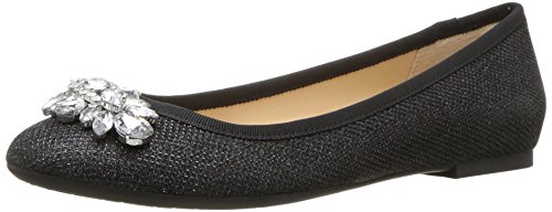 Used, Jewel Badgley Mischka Women's Cabella Ballet Flat, for sale  Delivered anywhere in USA