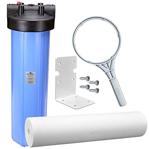 Aqua Filter Plus Whole House Water Filtration System - 20