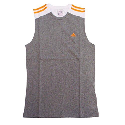 Adidas Tank Herren Essentials Sport White/Orange AN8772-9