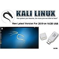 Kali Linux Hacking Éthique 2019 Sur Clé USB 16 Go: 64bit