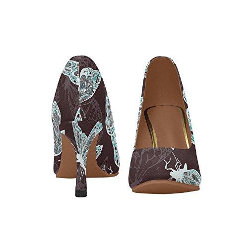 Scarpe Da Donna Con Scarpe Tacco Alto Di Alta Moda