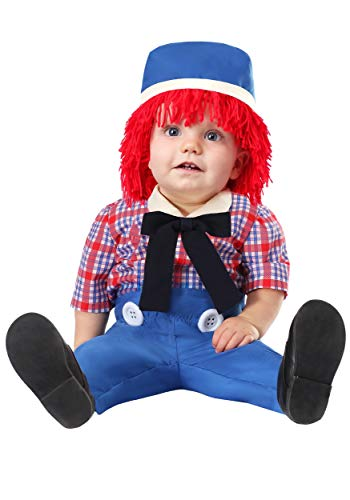 Infant Boys Rag Doll Costume 6/9 Months -