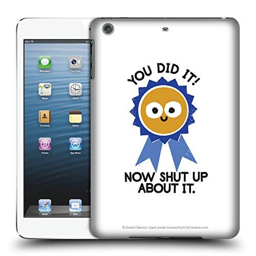 - Official David Olenick Boast Likely to Suceed Medal Objects Hard Back Case iPad Mini 1 / Mini 2 / Mini 3