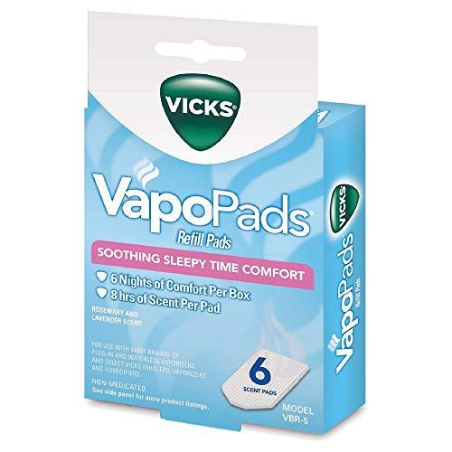 (Vicks Pediatric VapoPads Refill Pads 6 ea (Pack of 5))