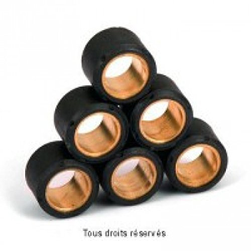 Galets de variateur type origine 15x12mm 6-5 G- x6
