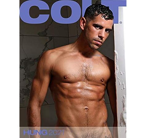 Colt 2021 Calendar Colt Hung 2021 Calendar: Colt StudioGroup.com: 9781880778371