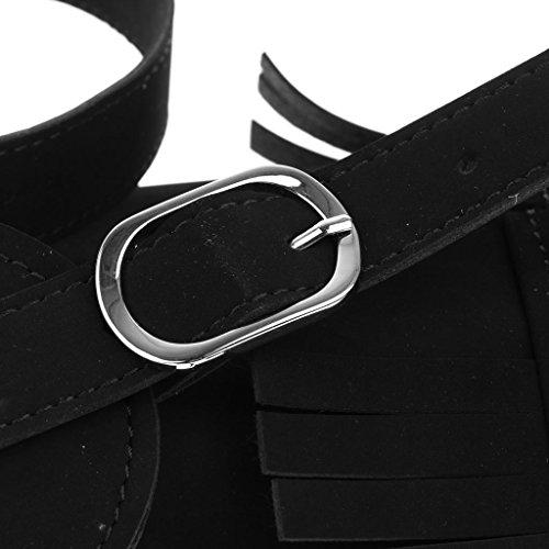 Traditionelle Leder Bogenschießen Köcher, Köcher für Pfeile Schwarz