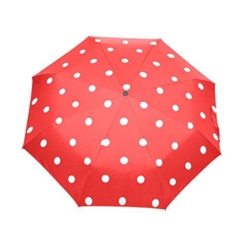 MRMIAN windproof travel Compact Umbrella Golf Double Manual Open & Close UmbrellaDot Simple