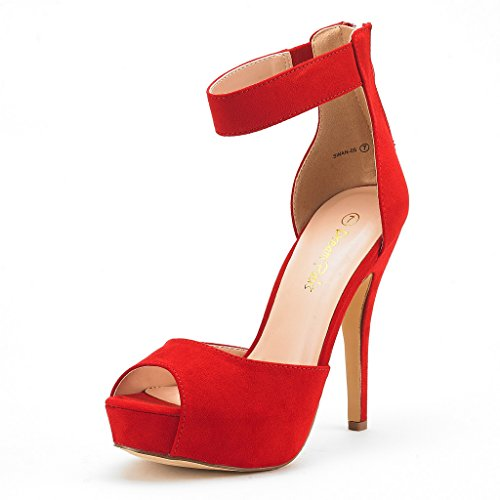 Best red high heels for women platform to buy in 2019