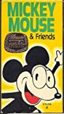 Mickey Mouse & Friends Vol. 4 Classic Video Library