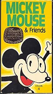 Mickey Mouse Friends Vol 4 Classic Video Library Movie free download HD 720p