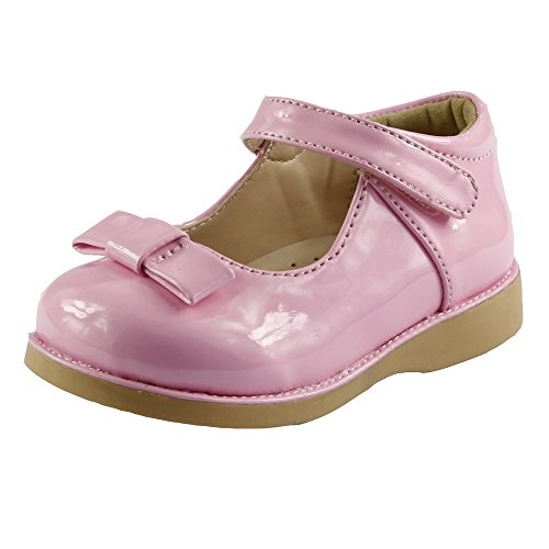 The Doll Maker Girls Classic Dress Shoes