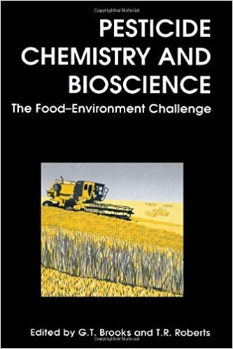 PESTICIDE CHEMISTRY AND BIOSCIENCE