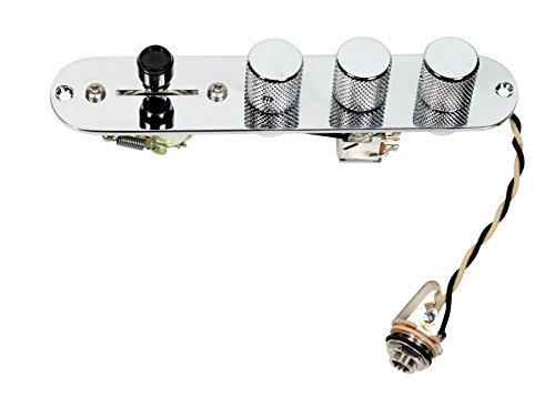 920D Custom TMAS-C Upgraded Brent Mason Mod Style 3 Way Telecaster Control Plate