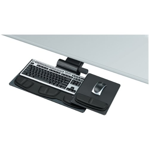 Fellowes Professional Series Premier Keyboard Tray ''Product Category: Ergonomics/Desktop Organization'' by Original Equipment Manufacture