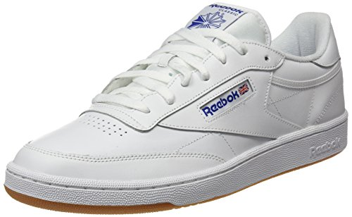 Royal gum Club Hombre 0 Deportivas para 85 C Interior Blanco para Reebok Intense Zapatillas white CO8a7dZaq