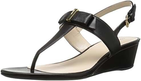 Cole Haan Women's Elsie Hrdware Ii Wedge Sandal