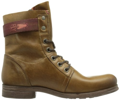 Rug Camel London Fly Women's Stay Boots Biker Brown On6nqET4p