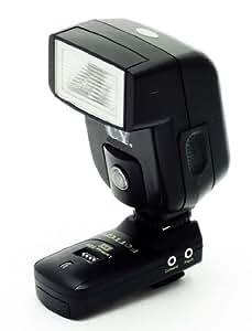 Flash YN-460 compatible con Canon Eos 1Ds,5D,7D,40D,50D,60D,450D,500D,550D,600D,1100D,Nikon D700,D300,D90,D60,D3,D2,D1,D7000,D5100,D5000,D3100,D3000,Olympus E620,E520,E450,E-30,E-5,E-3,Pentax,K-r,K-5,K-7,K-x,Fuji DSLR (compatible con E-TTL e i-TTL)